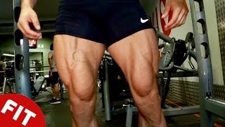 HOW TO BUILD BIGGER LEGS