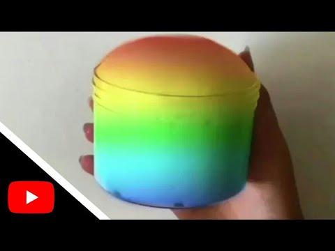 Rahatlatıcı Slime Videoları #5 (Pofuduk Slime)