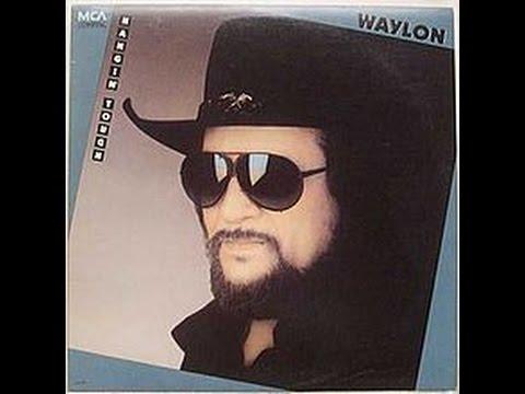 Chevy Van by Waylon Jennings from his 1987 album Hangin' Tough