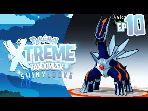 PRIMAL DIALGA?!! Pokemon XTREME Randomizer ShinyLocke! Episode 10