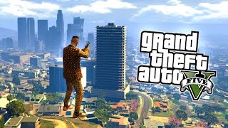 GTA 5 PC Glitches Online! (GTA 5 PC Gameplay)