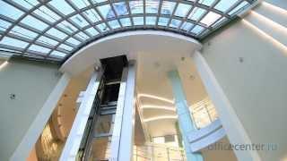 Смотреть видео Park Tower - бизнес-центр класса A на Пресненской набережной онлайн