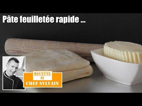 pate-feuilletée-rapide---recette-facile-par-chef-sylvain