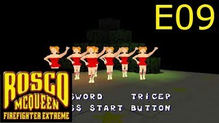 E09 A Surprising Result Let's Play Rosco McQueen Firefighter Extreme Harold's 3 Blind