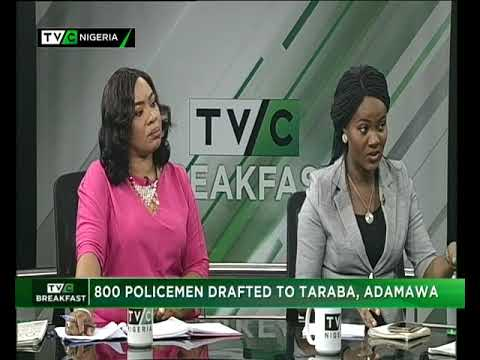 TVC Breakfast February 13th | 800 policemen drafted to Tarab