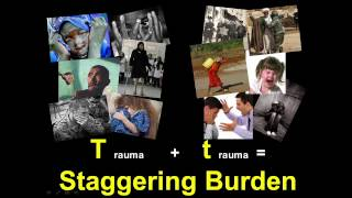 Healing Trauma, Healing Humanity: Rolf Carriere at TEDxGroningen