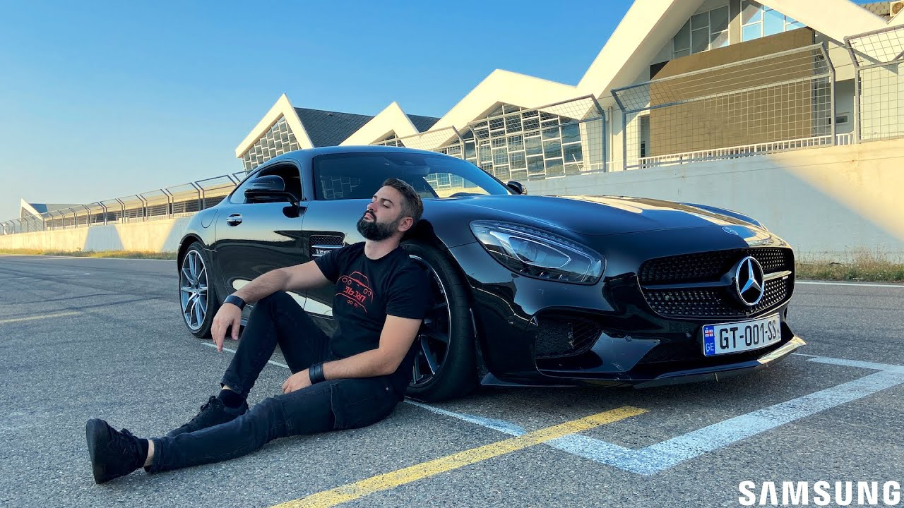 უტდ – Mercedes AMG GTs – მიწისძვრაა??