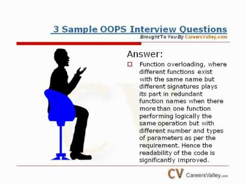 OOPS INTERVIEW QUESTIONS ANSWERS DOWNLOAD