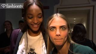 First Face - 7 Cara Delevingne - Spring/Summer 2013 - Top 10 Model at Fashion Week
