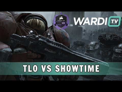 ShoWTimE vs TLO (PvZ) - Corsair Cup 2017 Finals Groups