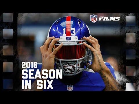 2016 NFL Season in Six Minutes! | NFL Films