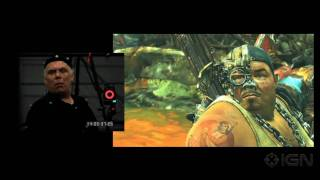 Enslaved: Odyssey to the West - Motion Capture Video