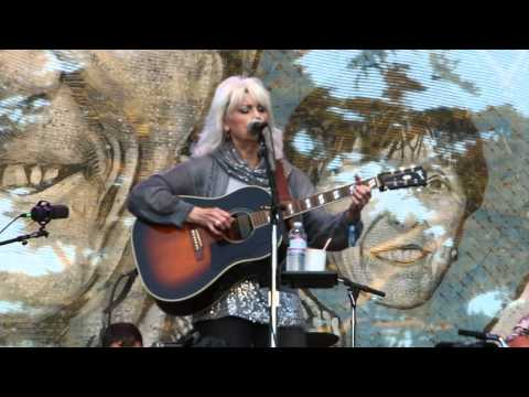 My Name Is Emmett Till - Emmylou Harris - 2014 Hardly Strictly Bluegrass