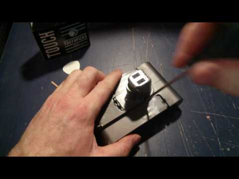 Dyson DC31 DC34 DC35 DC44  battery disassembly for replacement