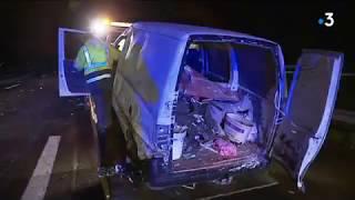 Accident mortel sur l'A6 : la victime se rendait en discothèque avec des amis
