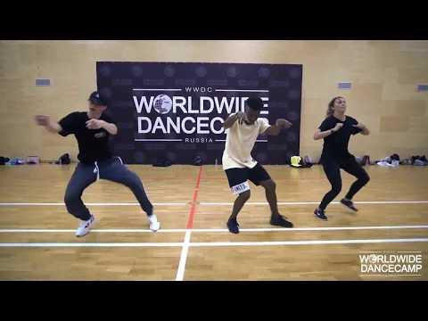 BRU VIDAL    Raven Felix   Hit The Gas    Worldwide Dance Camp 2017    Russia