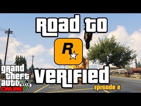 GTA 5 Online Races - Road To Rockstar Verified Ep 2