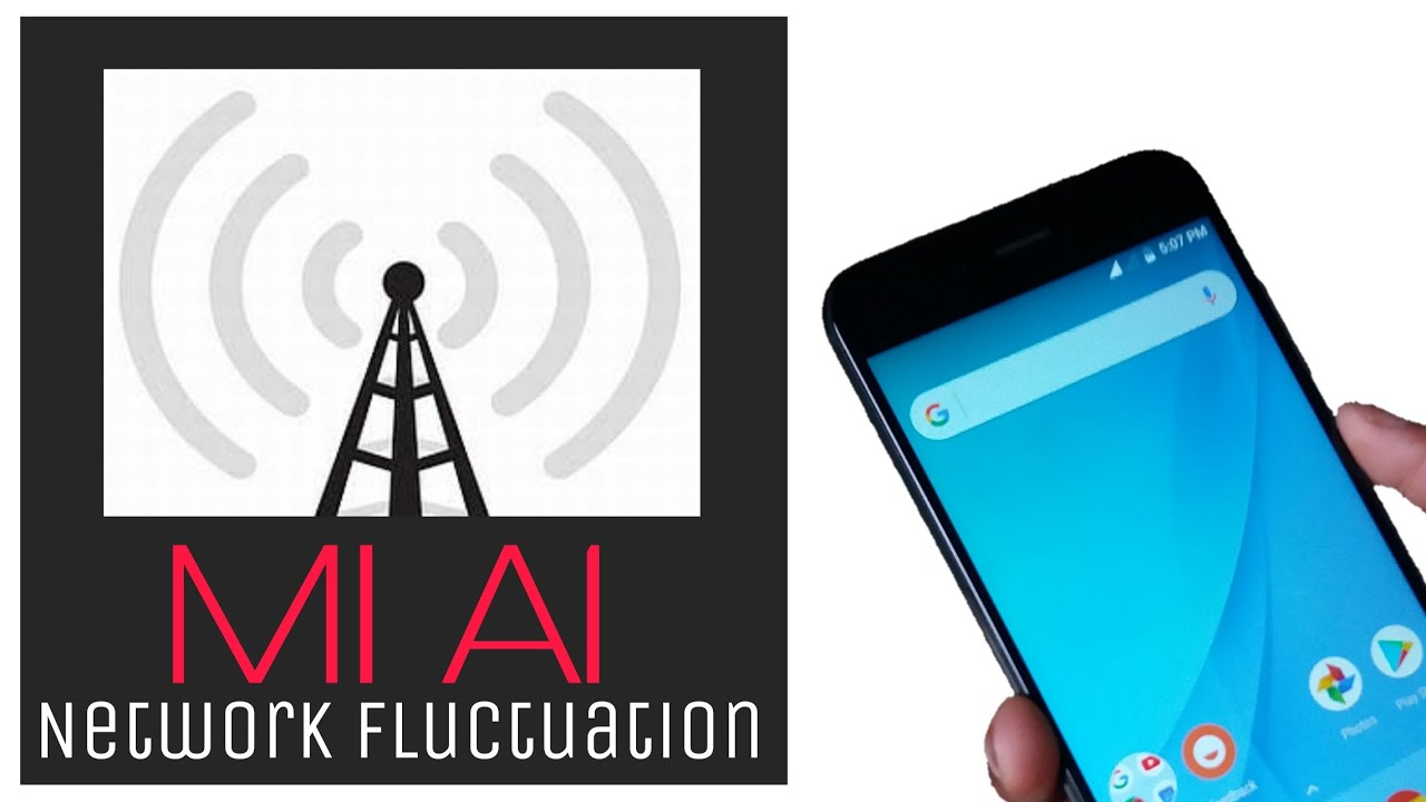 Xiaomi MI A1 network Fluctuation | Trick To solve 4G Network Problem
