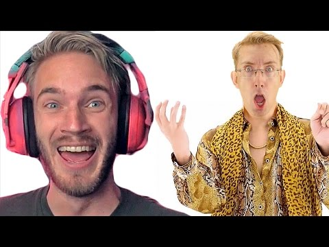 Thumbnail: PewDiePie ROAST my Pen Pineapple Apple Pen ✒🍍🍎✒ PPAP