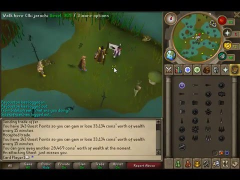 RuneScape How-To: Hunting Swamp Lizards