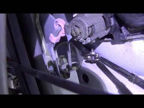 DIY: Door Stuck Shut: Toyota Truck Tacoma 4Runner