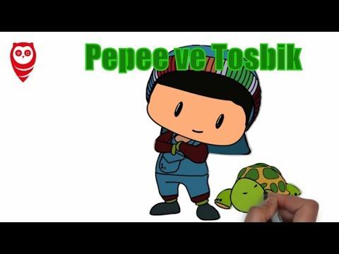 Pepe Boyama Sayfası