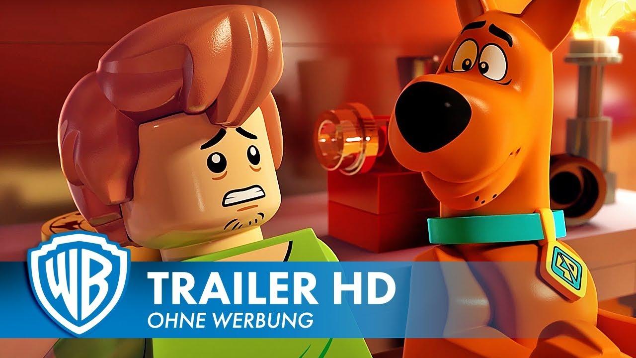 LEGO SCOOBY DOO! STRANDPARTY - Trailer Deutsch HD German (2017)
