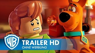 LEGO SCOOBY DOO! STRANDPARTY - Trailer Deutsch HD German (2017)