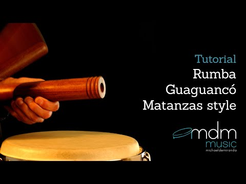 Rumba guaguanco Matanzas style.mov