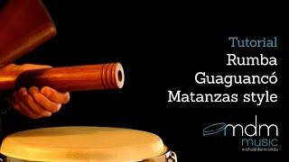 Rumba guaguanco Matanzas style Free lesson by Michael de Miranda