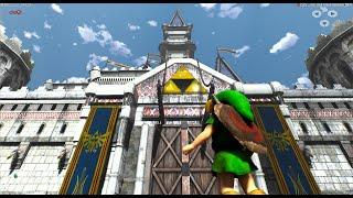 Unreal Engine 4 [4.24] Zelda Ocarina Of Time #Update5 2020