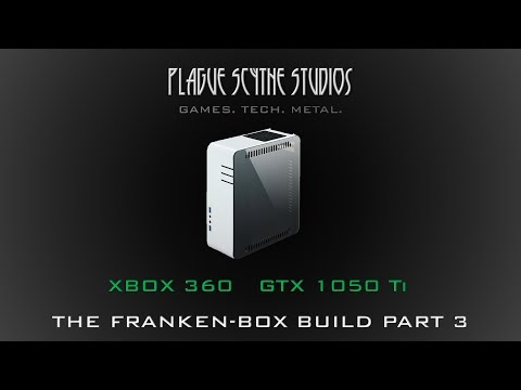 The FRANKEN-BOX Build Part 3 - The GEEEK Case!