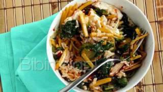Vegetarian Bibimbap By Little Blue Hen