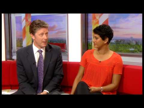 Tim Wheeler BBC Breakfast News 24th Oct 2014