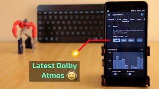 Install LATEST Dolby Atmos For OREO (8.0+...) | Install / Uninstall Dolby Atmos On OREO