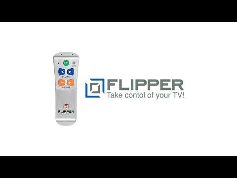 Flipper Remote - Take Control Of Your TV! - YouTube