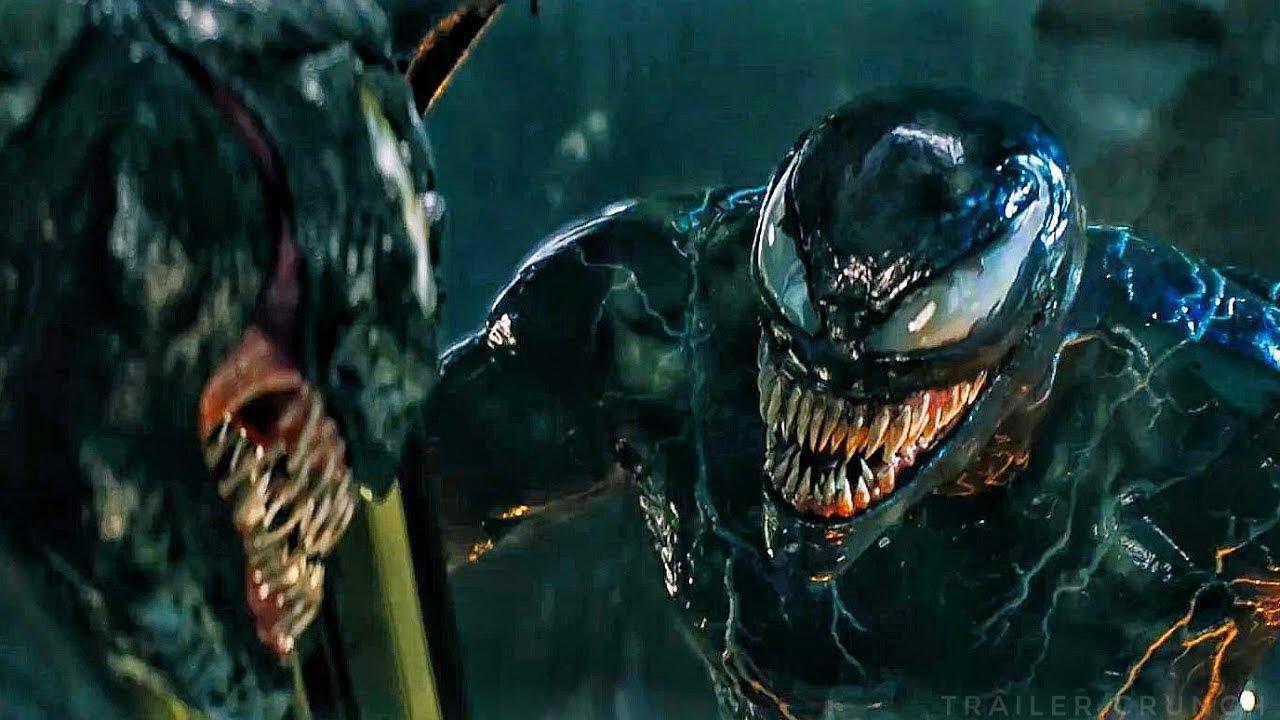 Venom Lawan Riot Clip HD | Venom (2018) | tonton movie ...