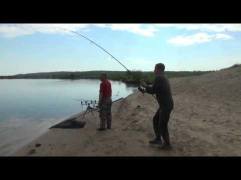 Рыбалка на дарг кохе