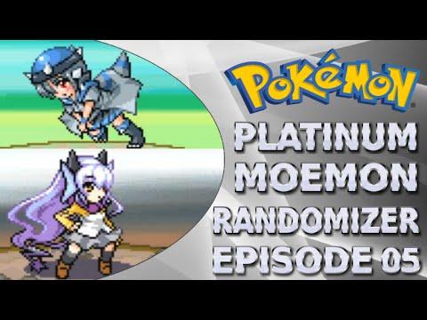 platinum randomizer rom