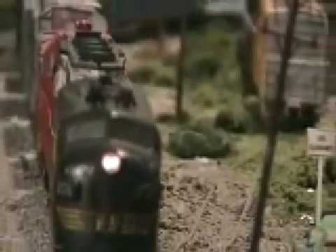 Antique Lionel Trains HO Scale – Prewar Model Trains Movie