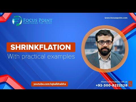 Shrinkflation | Muhammad Iqbal Bhabha