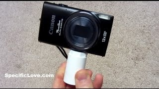How to make a PVC Camera Mount Rig and Stabilizer
