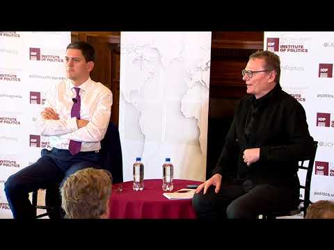 Human Rights in Crisis: War, Famine, and Refugees with David Miliband