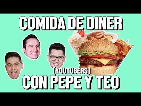 COMIDA DE DINER CON PEPE Y TEO - ÑAMÑAM  45