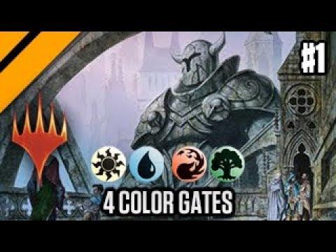 Mythic Ladder Climb - Bo3 Ranked - 4 Color Gates P1 | MTG Arena