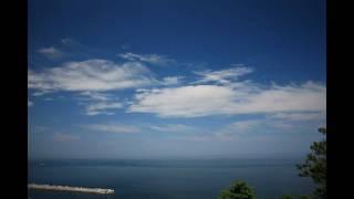 2010年夏に訪問した三陸の海です。 釜石市、宮古市(浄土ヶ浜)、田老町...
