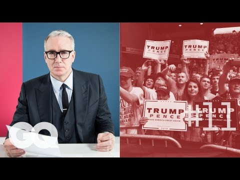 About That Other Wall Donald Trump Might Build | The Closer with Keith Olbermann | GQ