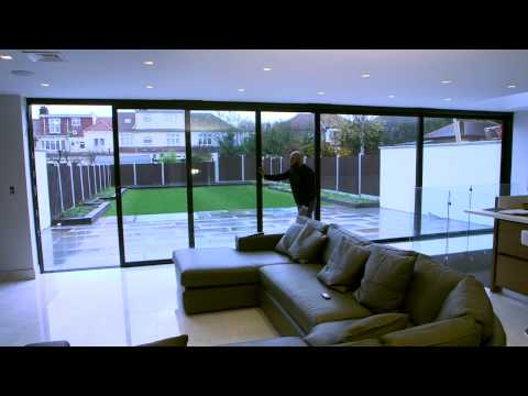 Folding Patio Doors in Richardson