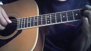 Lặng yên || Bùi Anh Tuấn ft Ái Phương || Lặng yên dưới vực sâu OST || Guitar Cover
