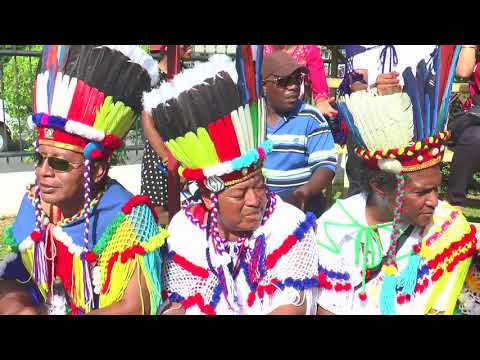 Celebrating the First Peoples of Trinidad and Tobago and the Caribbean
